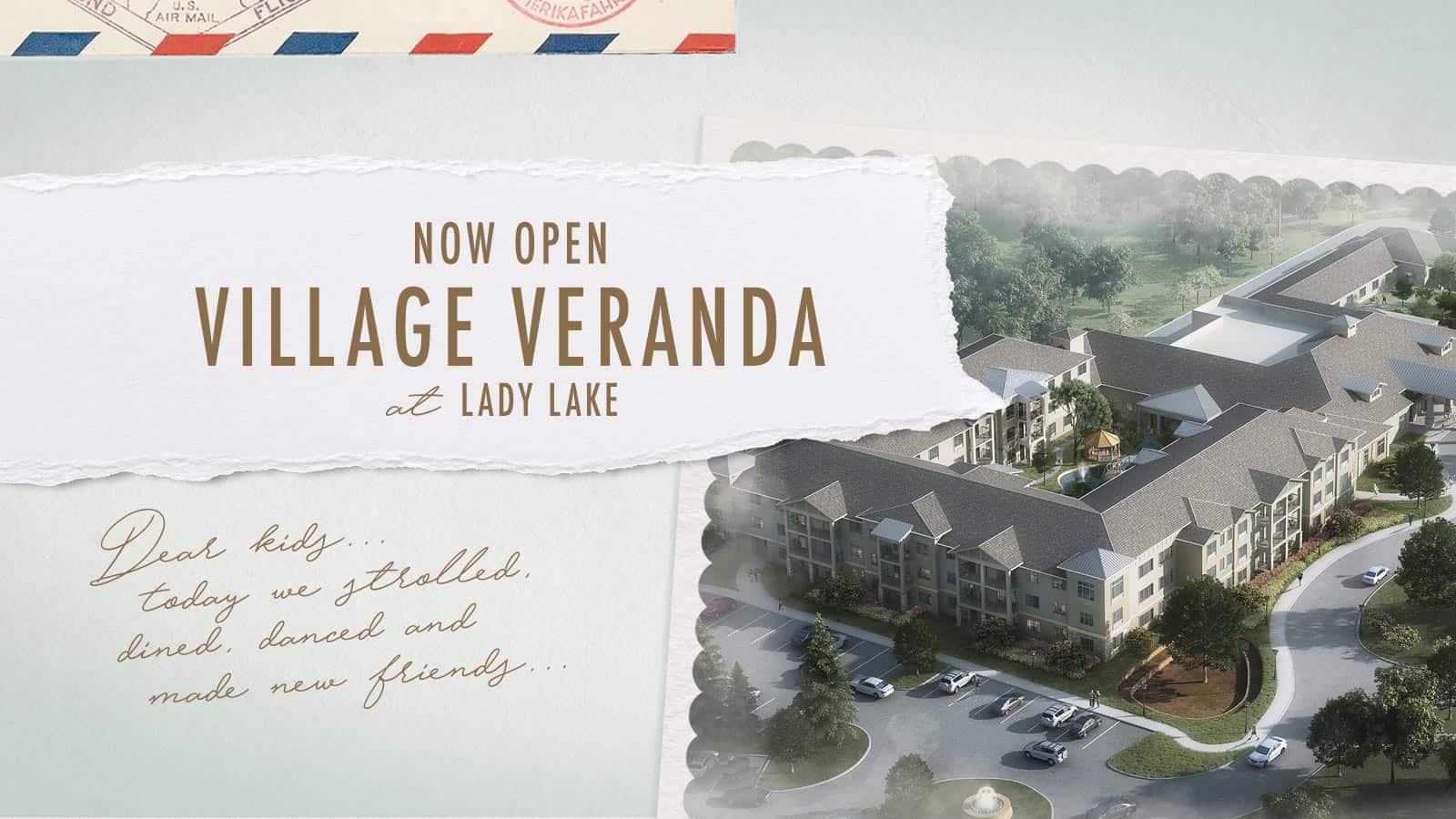 Village Veranda at Lake Lake